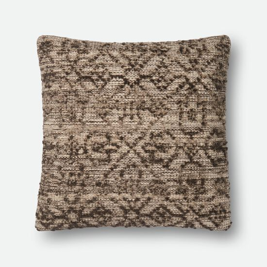 "22""x22"" Pillow Cover Only in Natural"