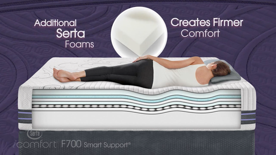 Serta iComfort F700 Mattress
