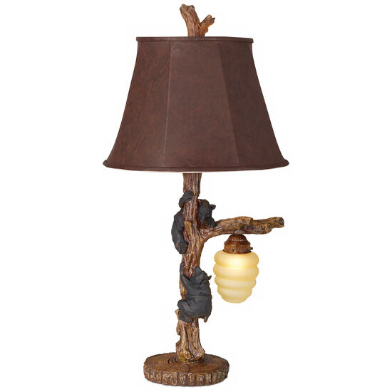 Honey Bear Table Lamp