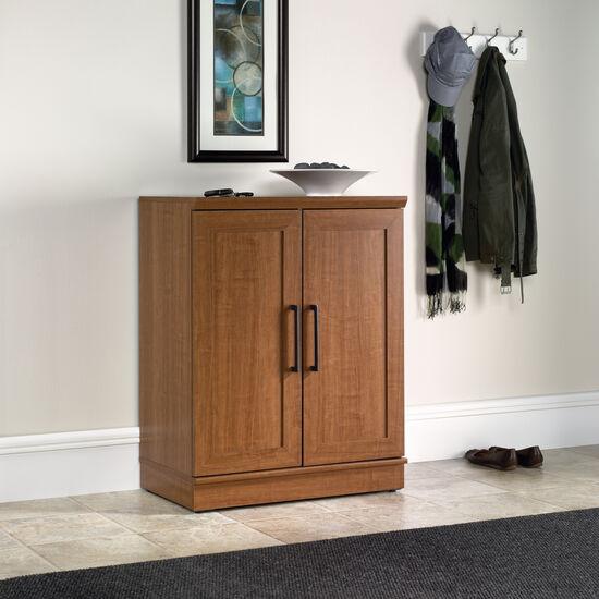 Two-Door Contemporary Base Cabinet in Sienna Oak
