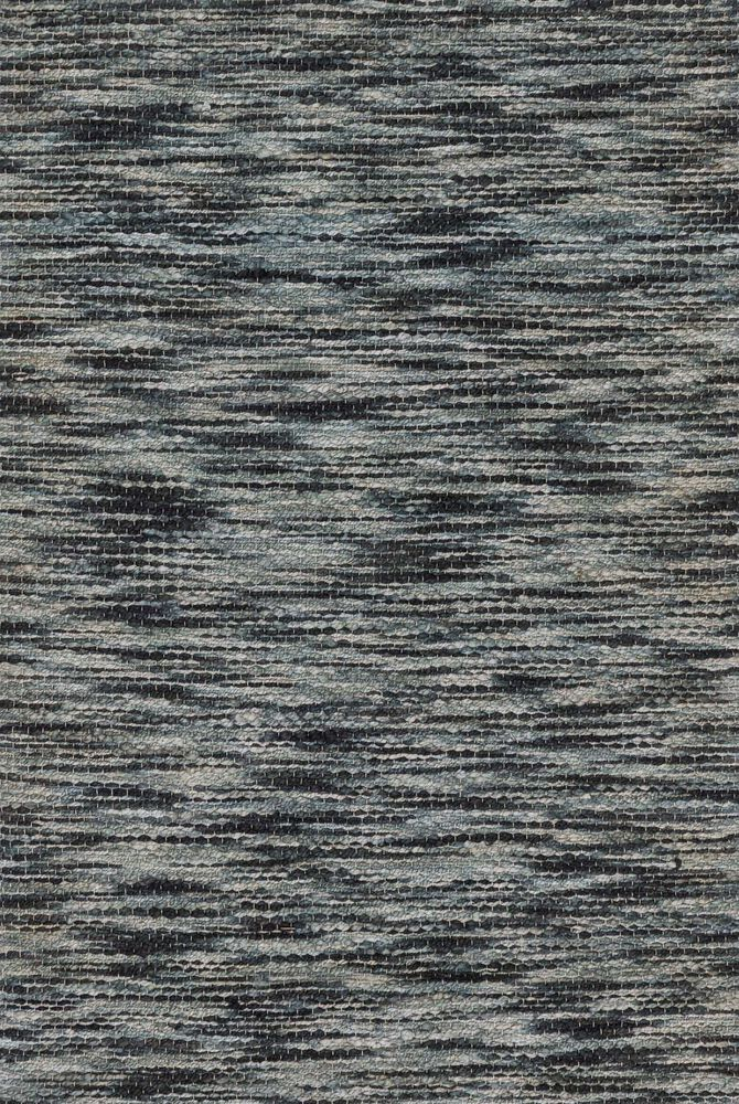 Contemporary Rug in Midnight/Slate