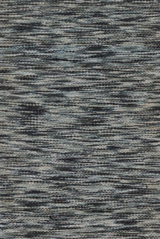 """Contemporary 3'-6""""x5'-6"""" Rug in Midnight/Slate"""