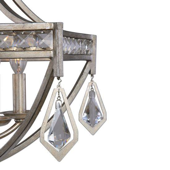 Uttermost Tamworth Modern 5 Light Pendant
