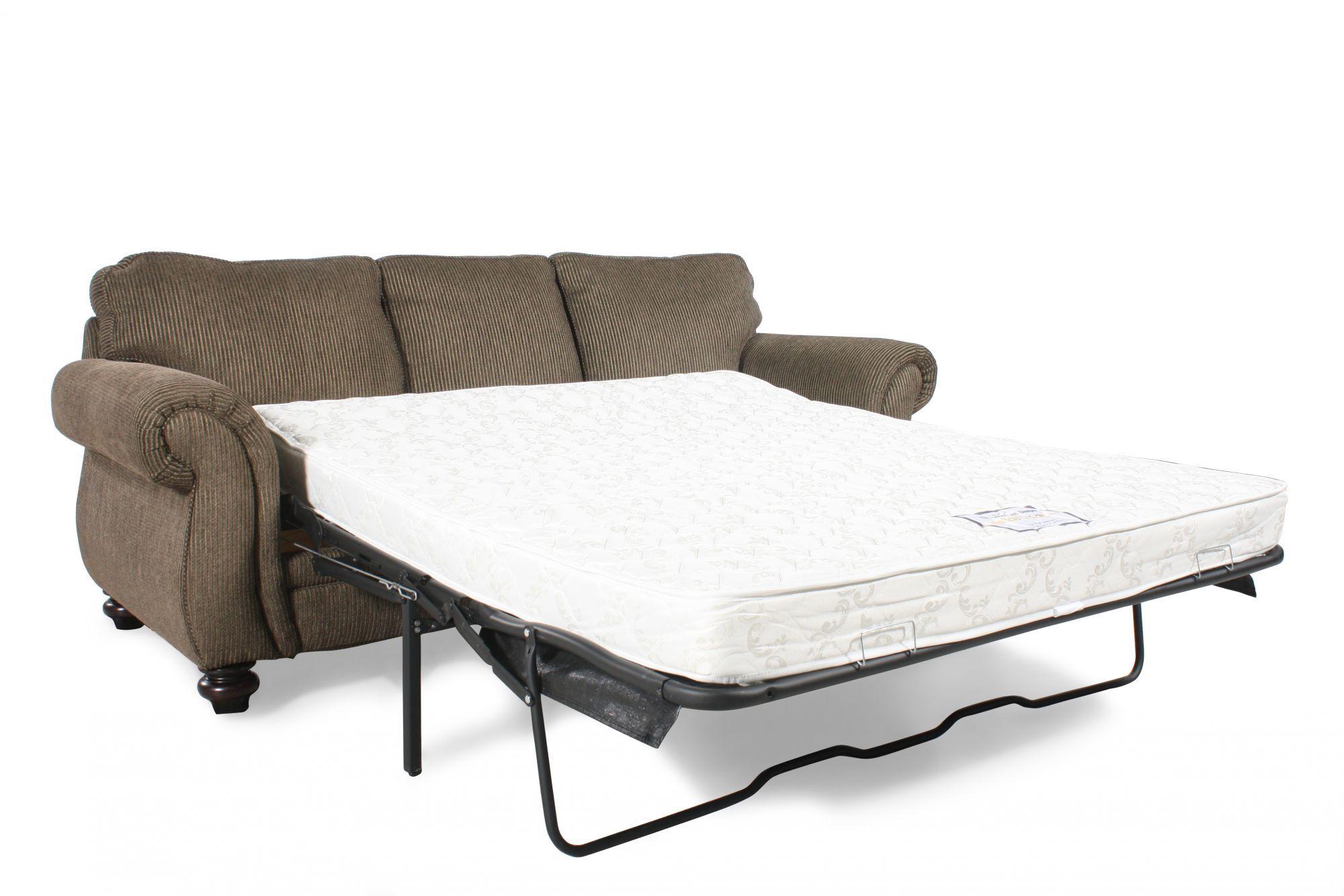 Corduroy 89 Queen Sleeper Sofa