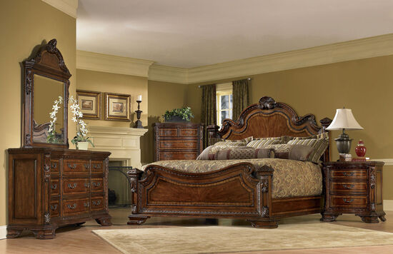 A.R.T. Furniture Old World California King Bed