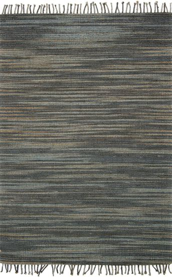 "Contemporary 3'-6""x5'-6"" Rug in Storm"