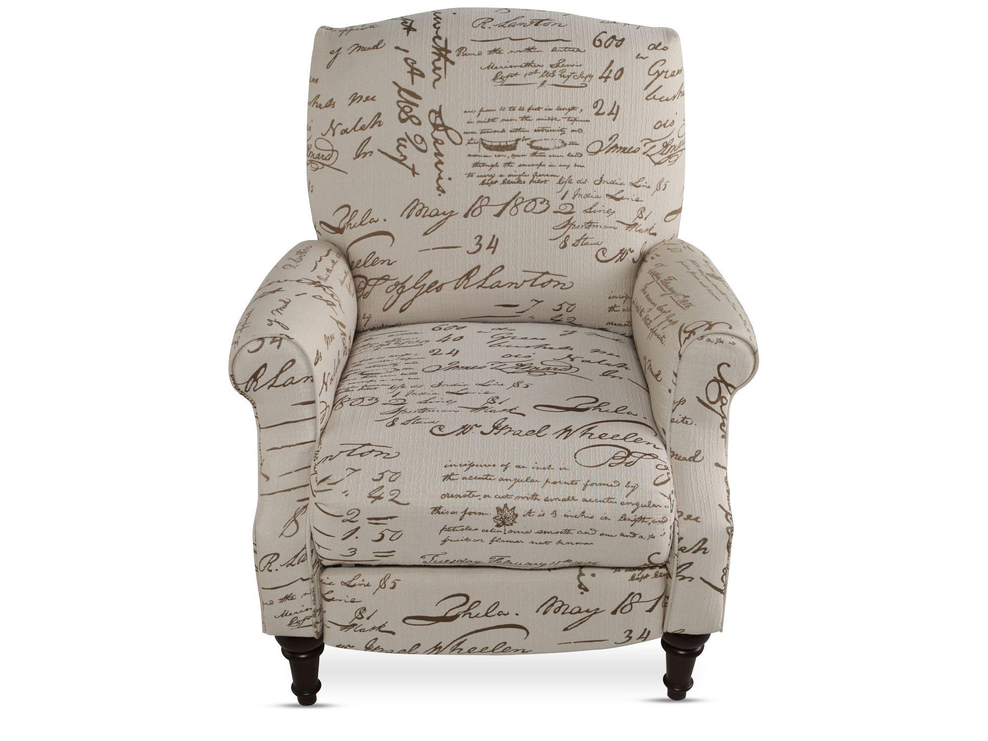 Lane Chloe High Leg Recliner ...  sc 1 st  Mathis Brothers & Lane Furniture | Mathis Brothers Furniture islam-shia.org