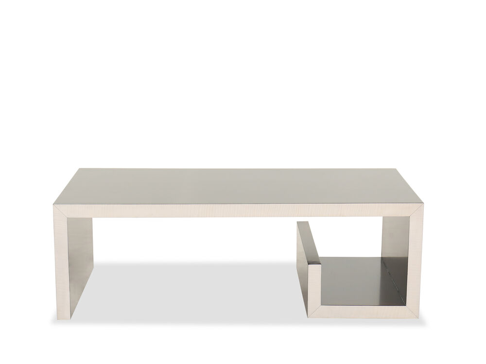 Transitional Cocktail Table In Brown Mathis Brothers Furniture