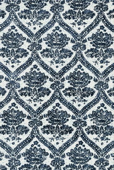 "Transitional 7'-6""x9'-6"" Rug in Indigo"