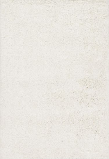 "Shags 9'-3""x13' Rug in Ivory"