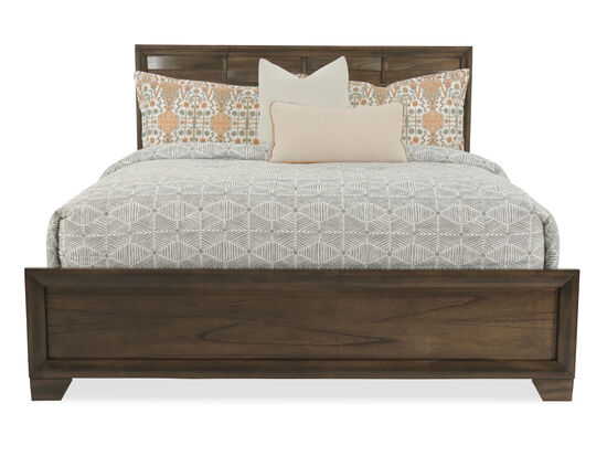 Ashley Mydarosa Brown King Panel Bed