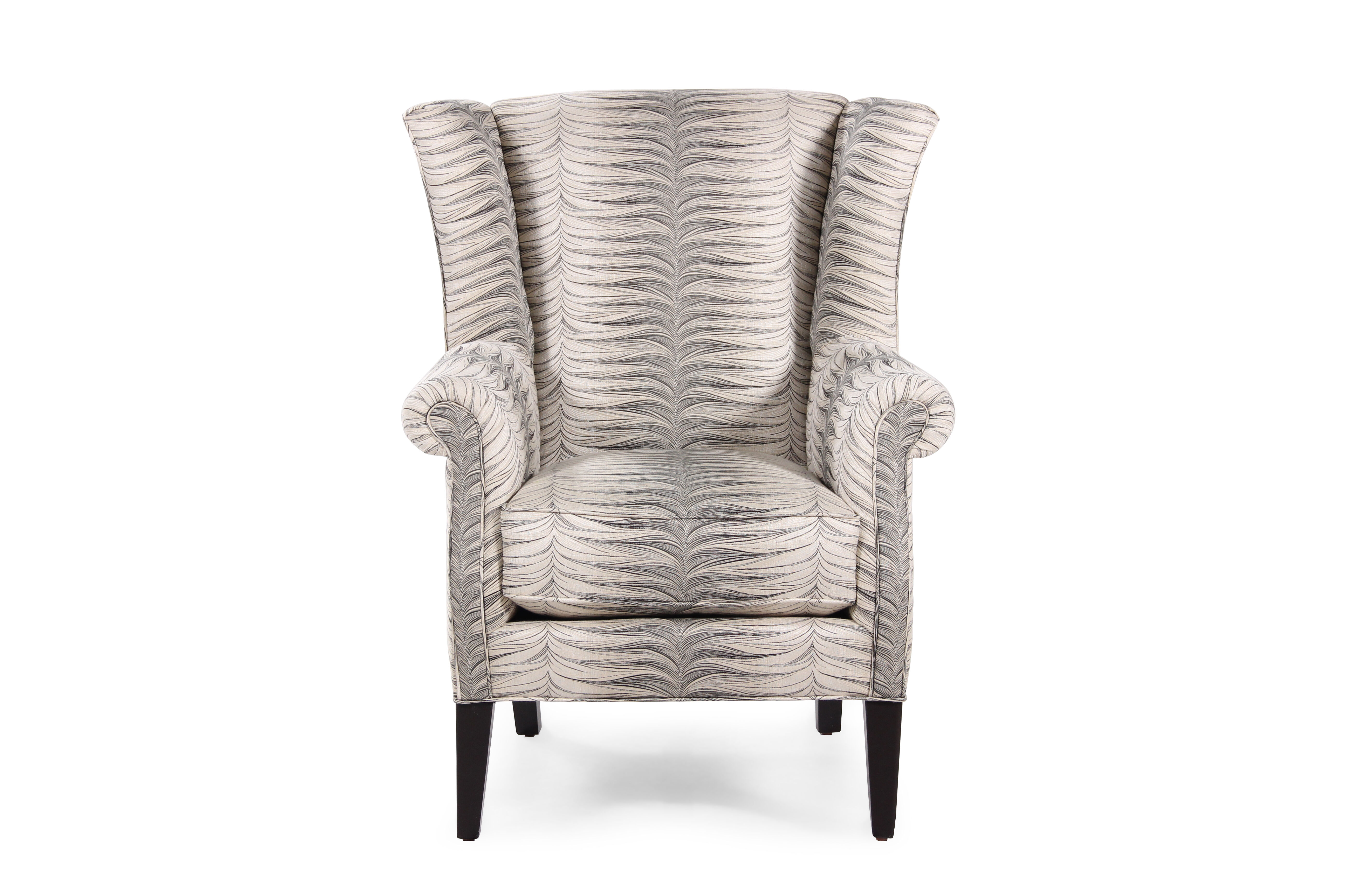 Images Swirl Patterned Contemporary 35u0026quot; Chair In Cream Swirl Patterned  Contemporary 35u0026quot; Chair In Cream
