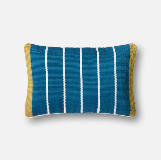 "13""x21"" Pillow Cover Only in Blue/Green"