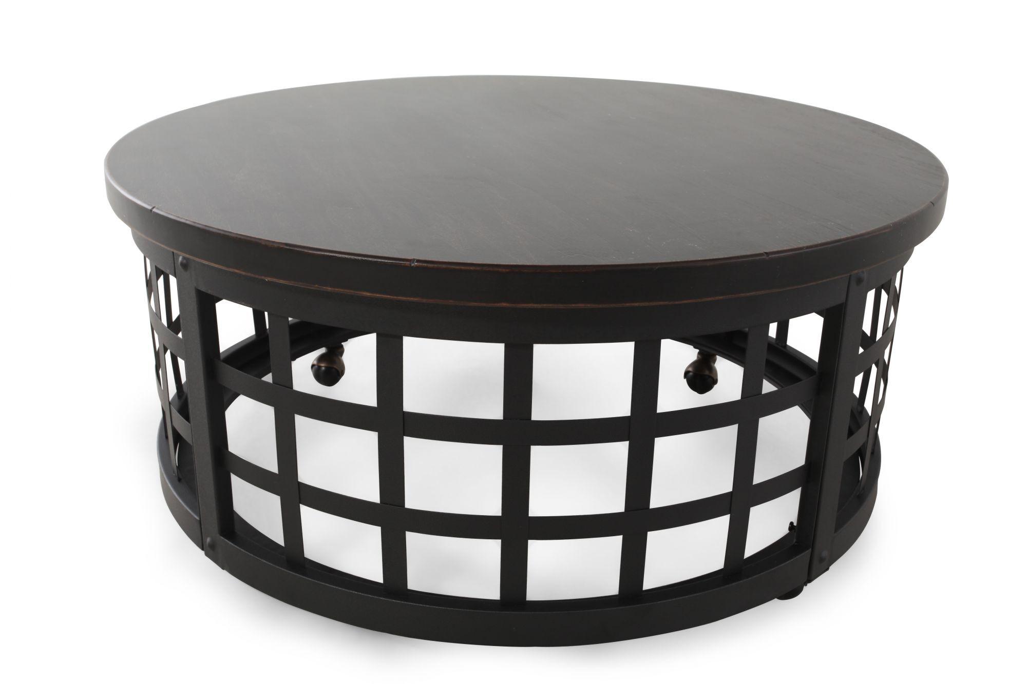 ashley marimon round cocktail table
