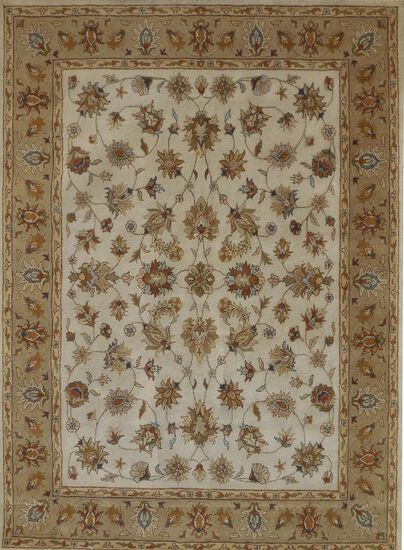 "Lb Rugs|10-265 (aa)|Hand Tufted Wool 2'-6"" X 10'