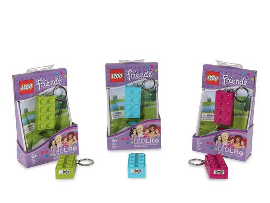 Lego Friends 2 X 4 Brick Keylight