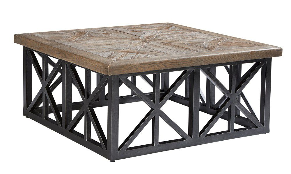 Arch Salvage Outdoor Oliver Coffee Table Mathis Brothers Furniture