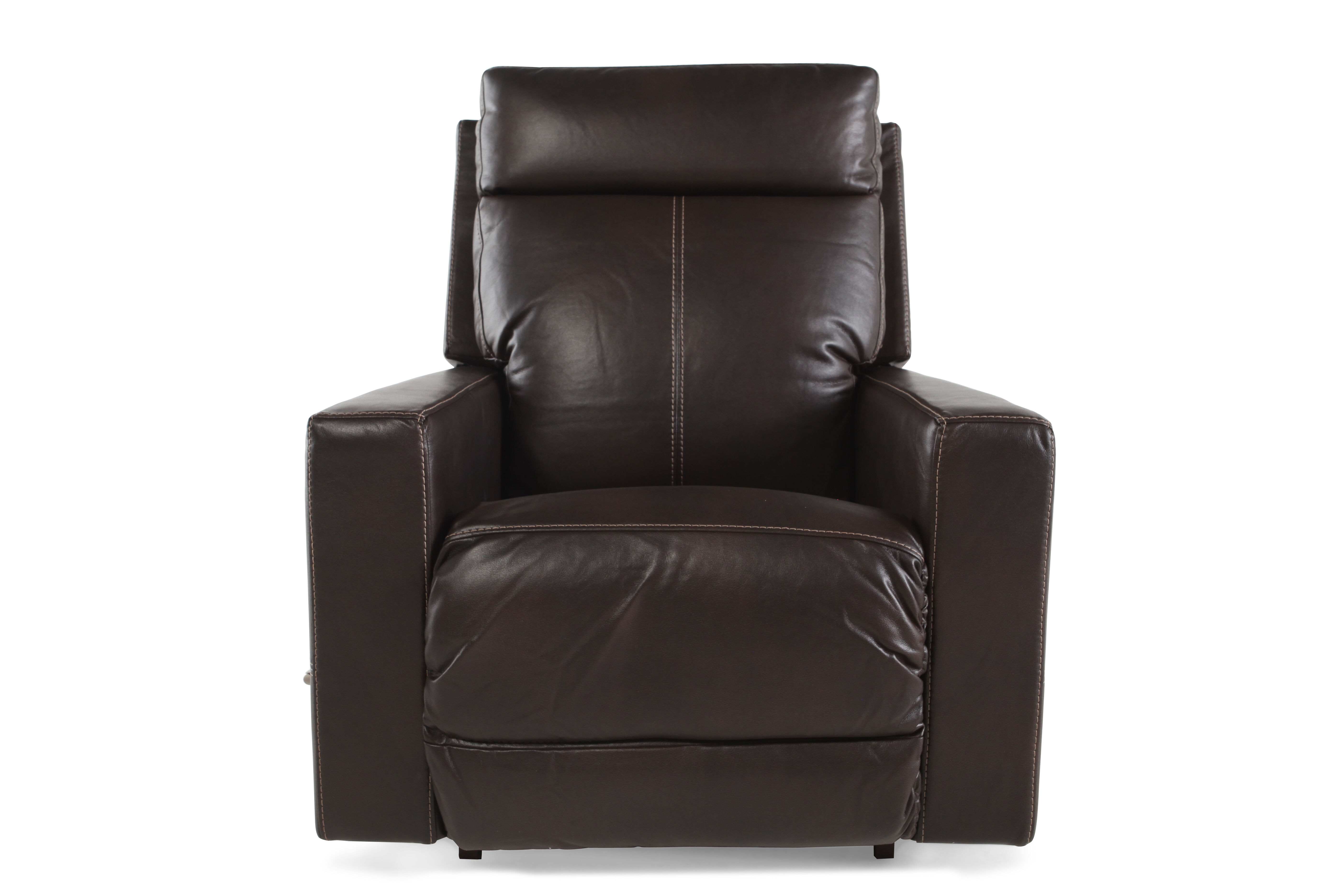 La-Z-Boy Jax Sable Leather Recliner  sc 1 st  Mathis Brothers & La-Z-Boy Jax Sable Leather Recliner | Mathis Brothers Furniture islam-shia.org