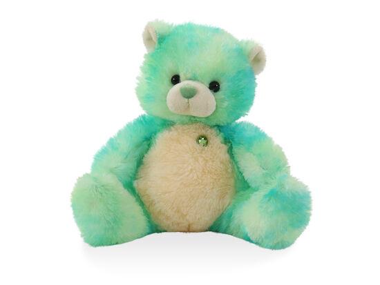 """11"""" Limedrop Teddy Bear in Green"""