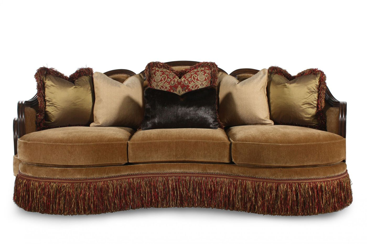 Sofas With Wood Trim Sofa Wood Trim Rifpro Org