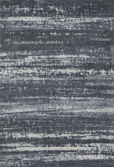 "Contemporary 5'-0""x7'-6"" Rug in Charcoal"