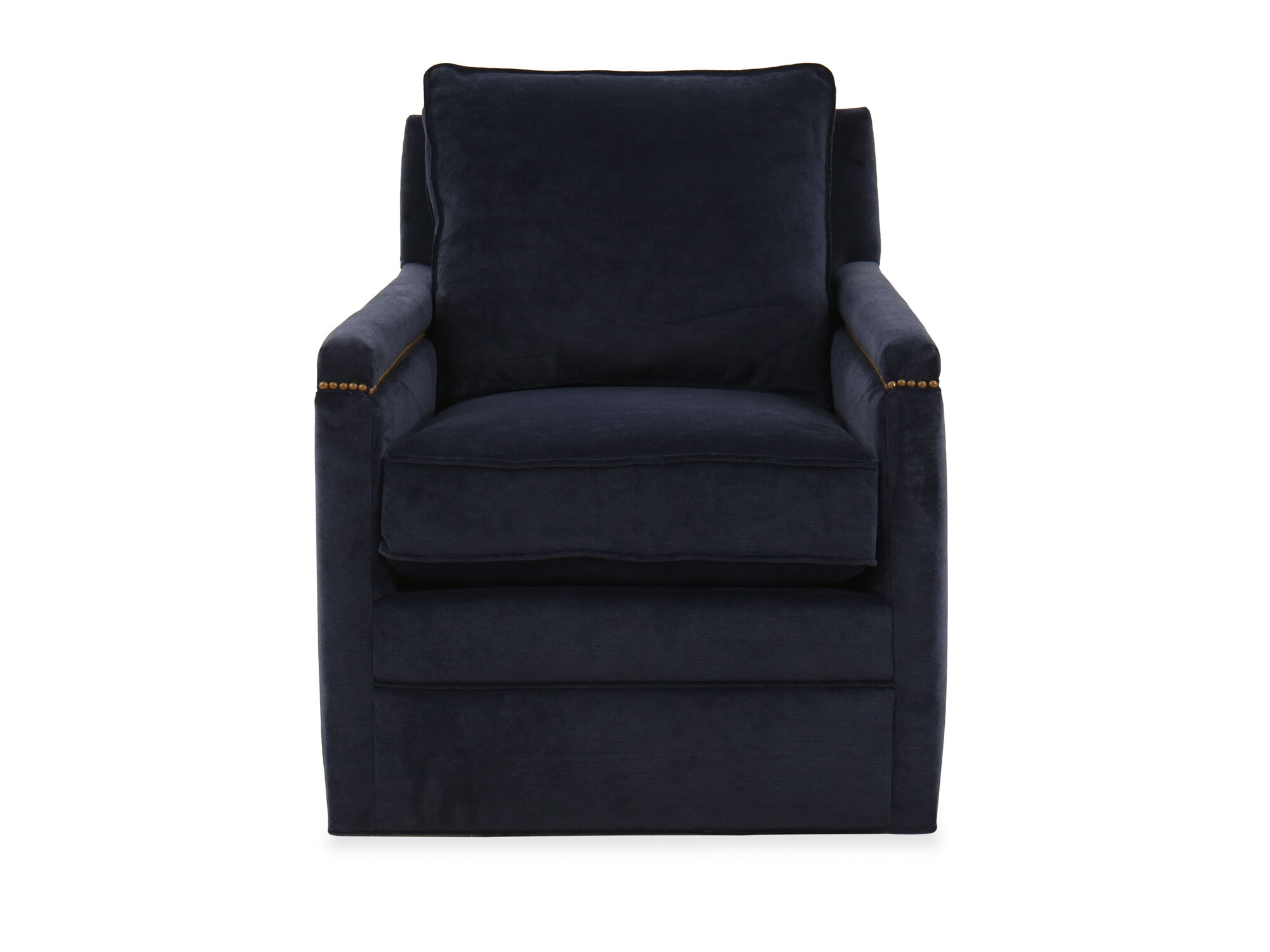 Transitional 29u0026quot; Swivel Chair ...
