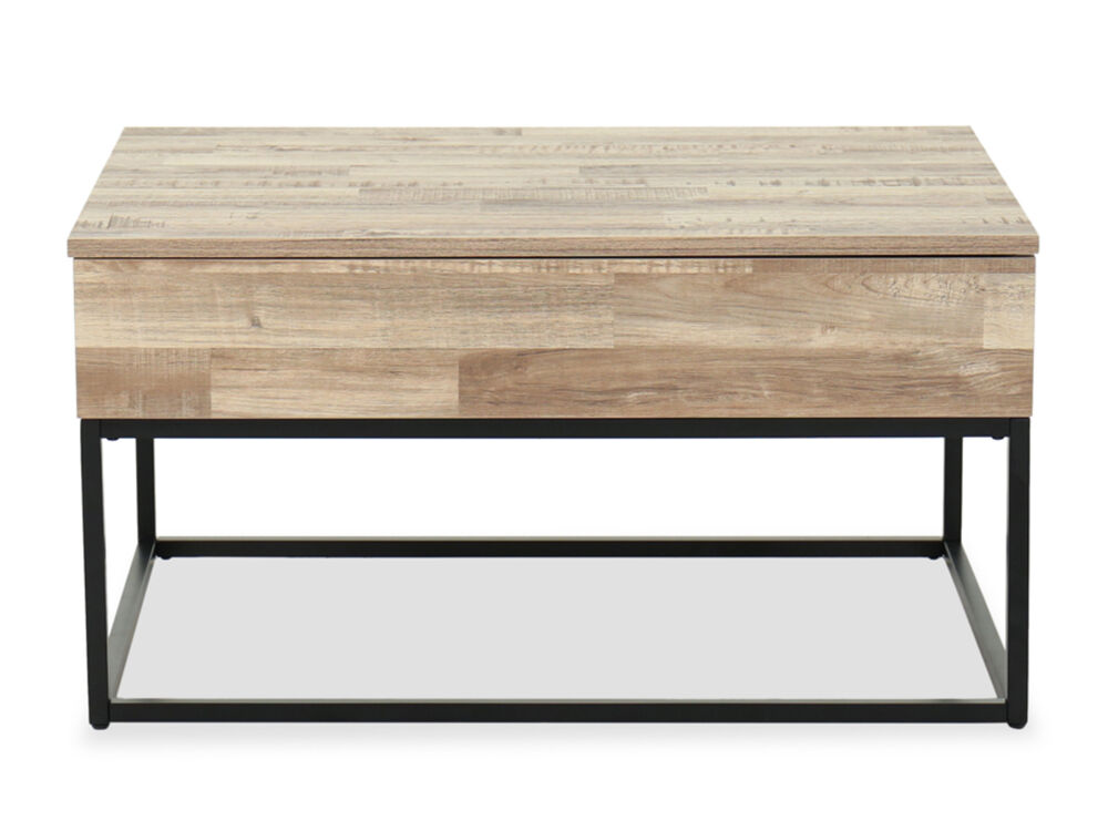 Gerdanet Lift Top Coffee Table Mathis Brothers Furniture