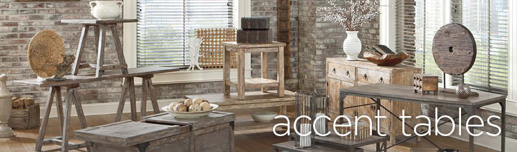 Accent Tables Hall