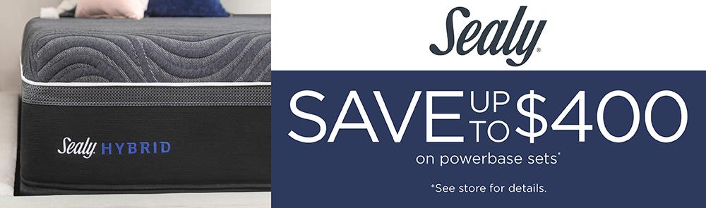 Shop Sealy Mattress Event