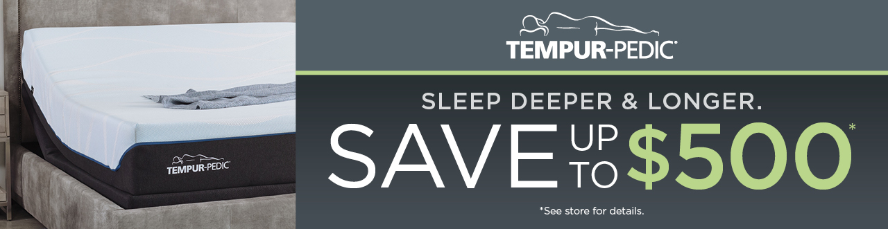 Tempur-Pedic Event