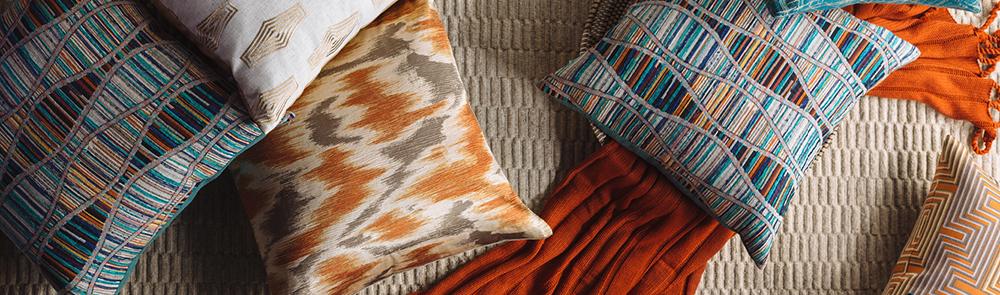 Home Decor - Pillows and Throws