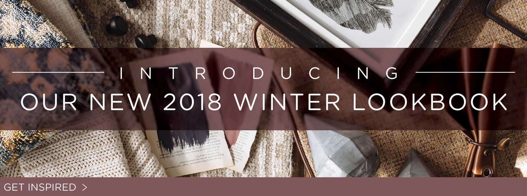 2018 Mathis Brothers Furniture Winter Lookbook