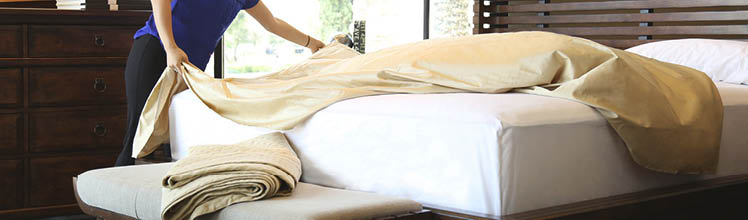 Sheets and Bedspreads