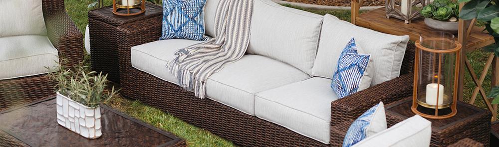 Outdoor - Sofas