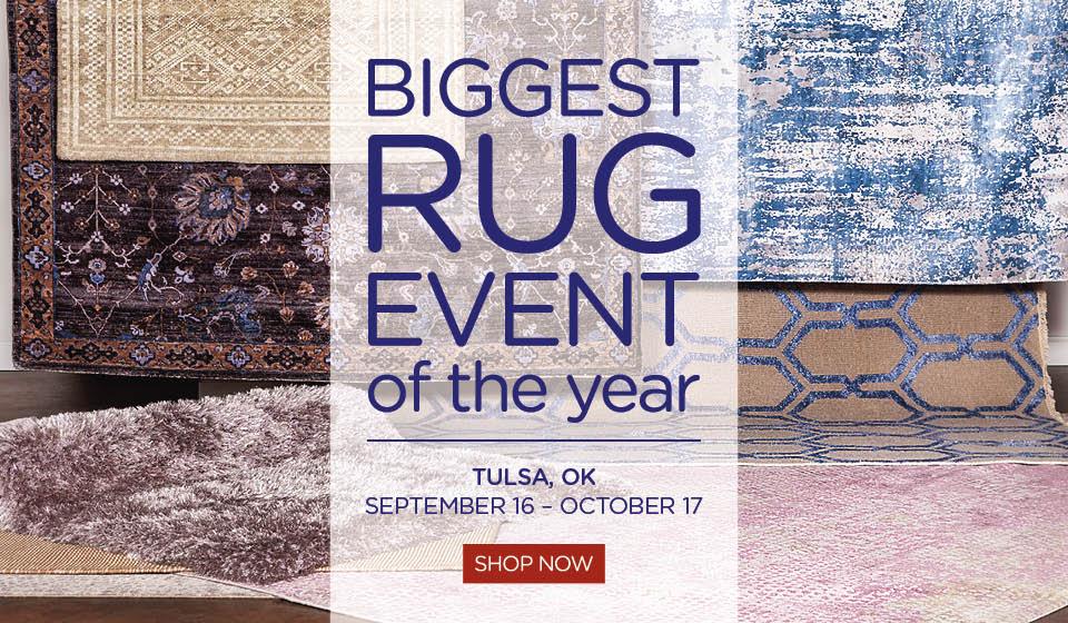 Tulsa City Rug Fair