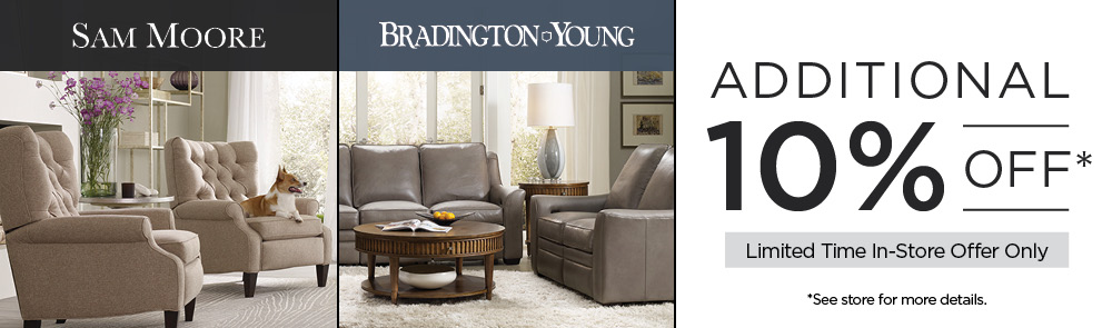 Bradington and Young Furniture