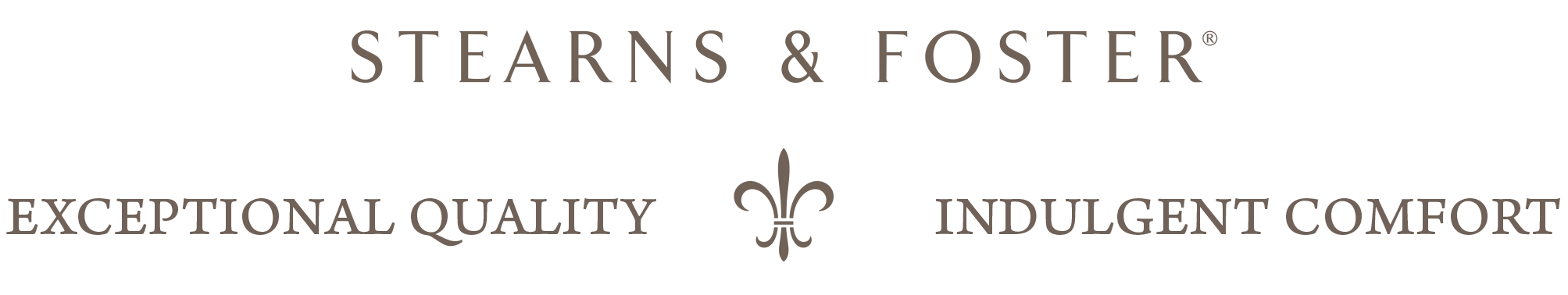Stearns and foster logo Hybrid Stearns Foster Logo Mathis Brothers Stearns Foster Mattresses Mathis Brothers