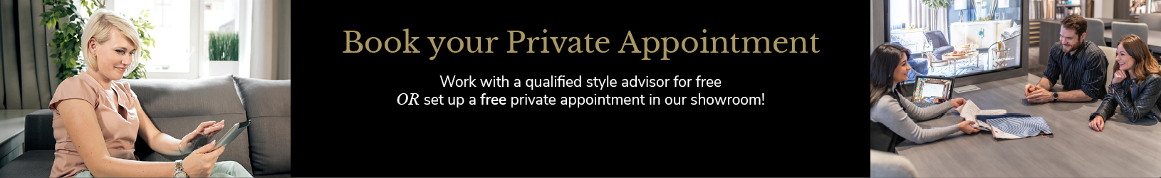 Book Private Appointment