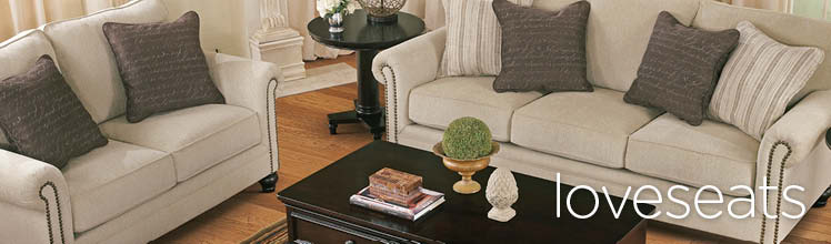 Shop Matching Loveseats To Compliment The Biggest Sofa Selection In The  State