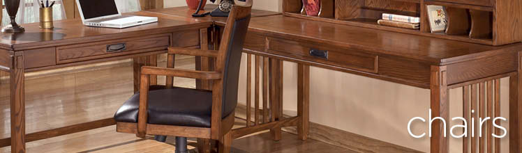 Home Office Chairs - Desk Chairs | Mathis Brothers