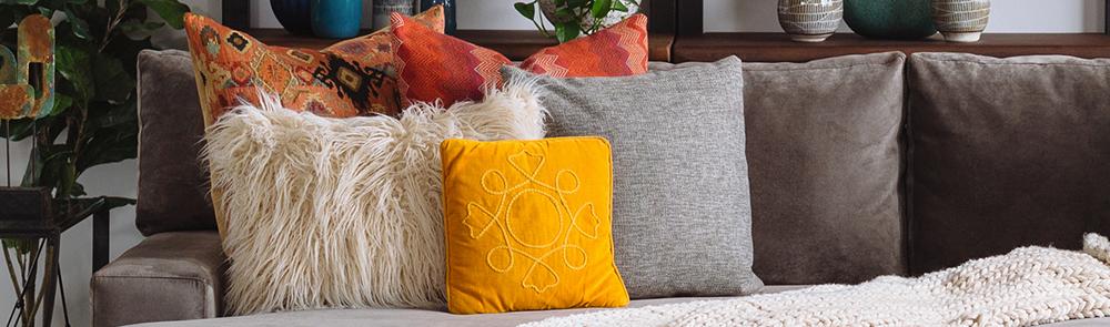 Home Decor - Accent Pillows