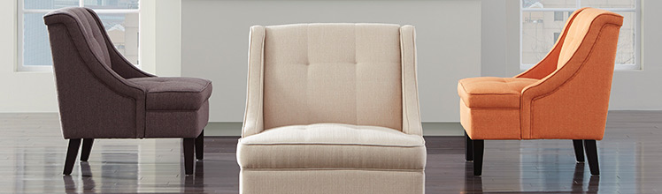 Ashley Direct Ship Chairs Mathis Brothers Furniture