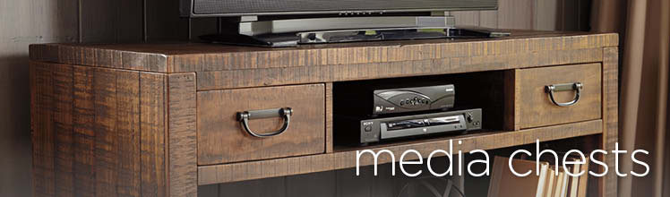 Media Chests & Entertainment Consoles | Mathis Brothers
