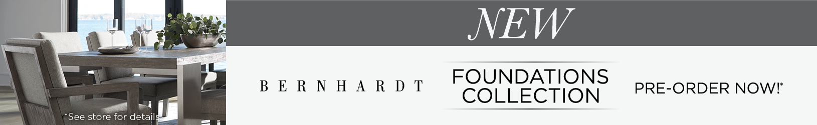 Bernhardt Foundations Collection