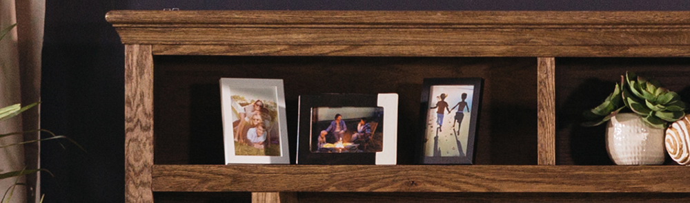 Functional Decor - Picture Frames