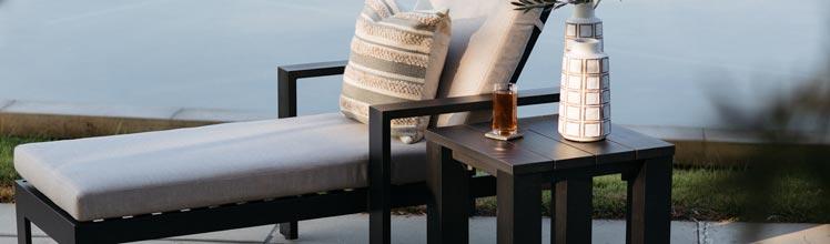 Patio Chaise Lounge Chair
