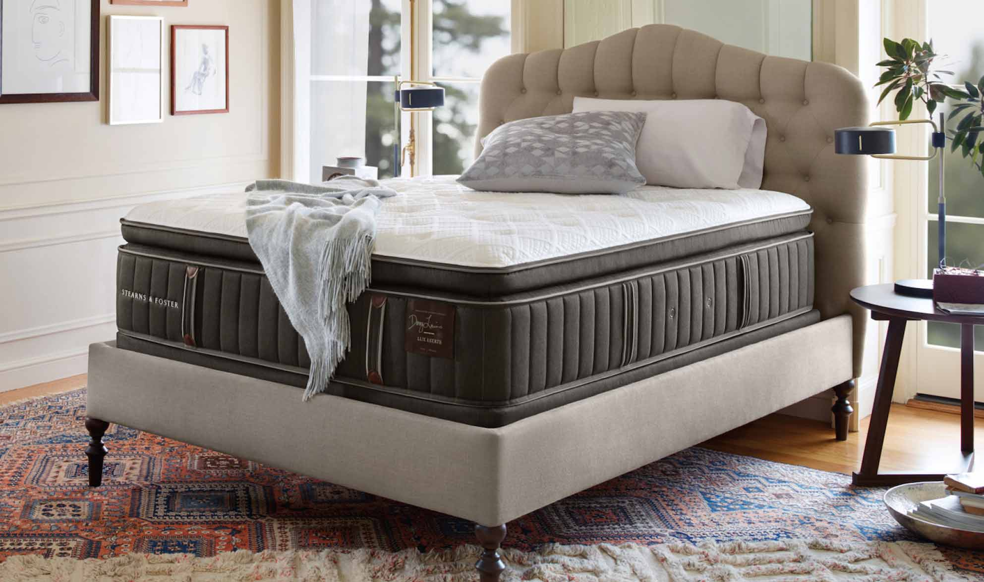 mathis brothers mattress stearns amp foster mattresses mathis brothers 12363