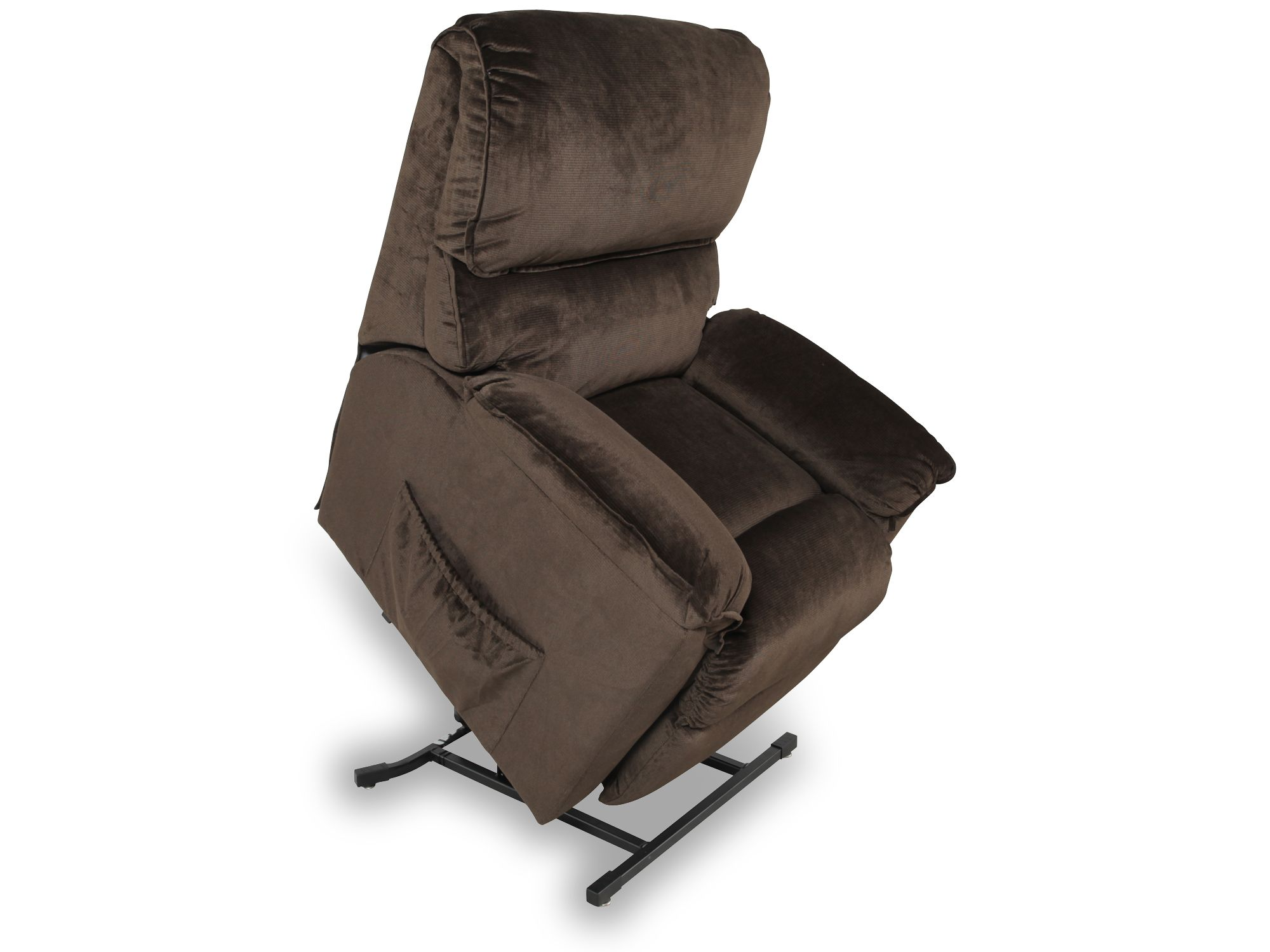 Lane harold lift chair recliner mathis brothers furniture for Recliner lift chair