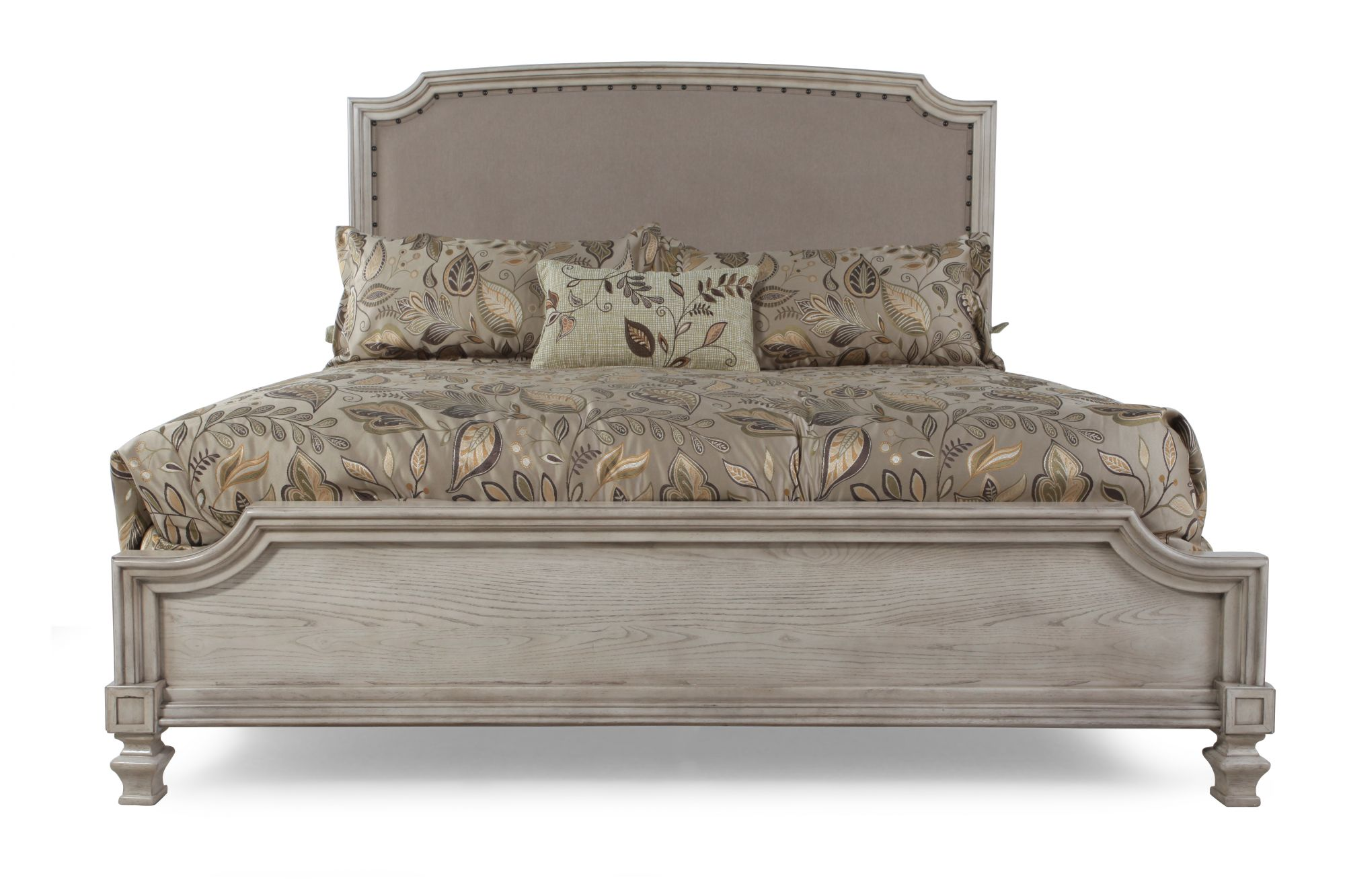 Ashley Demarlos Arched Panel Bed Mathis Brothers Furniture