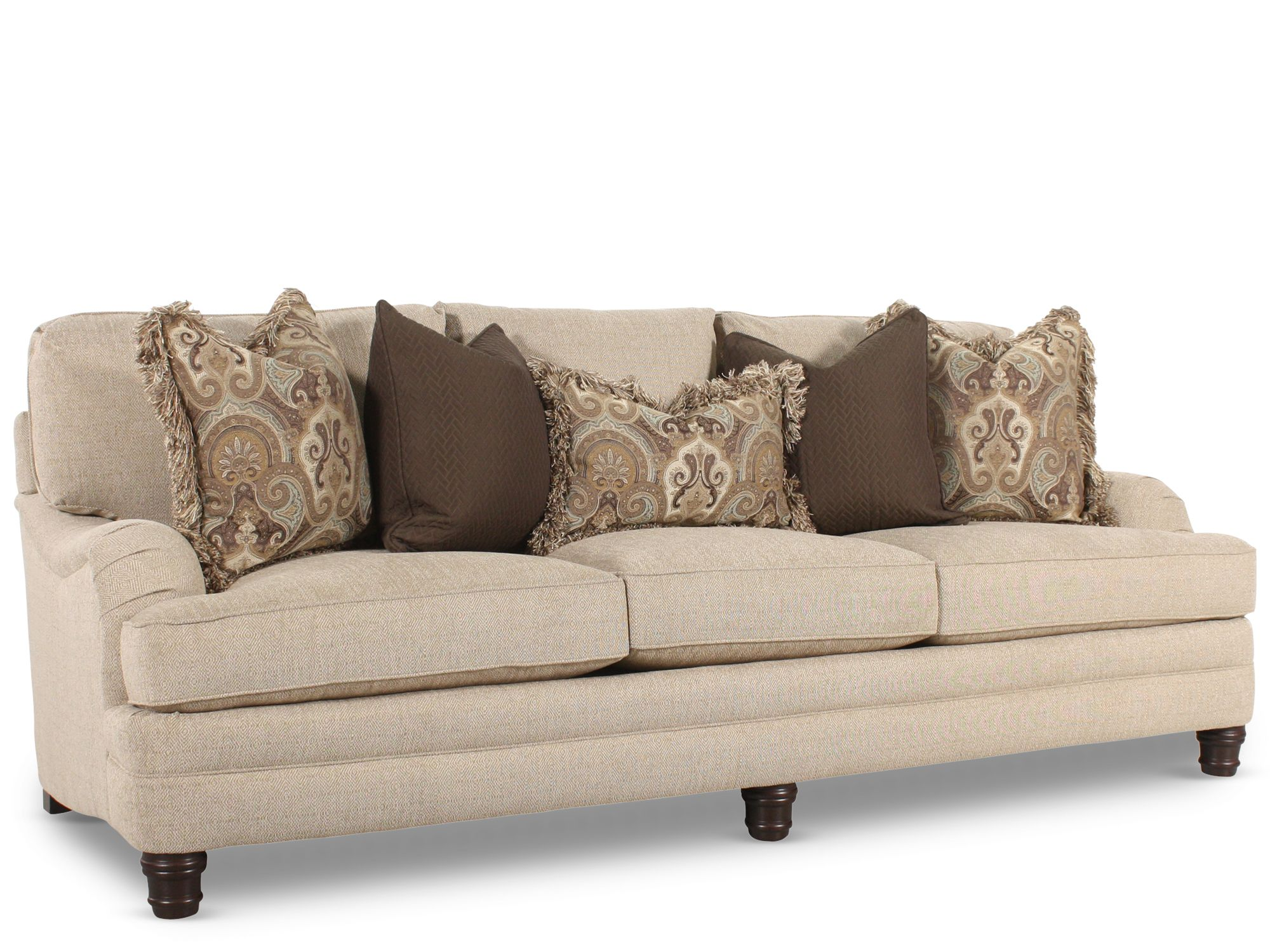 Bernhardt tarleton sofa mathis brothers furniture for Where to buy bernhardt furniture online